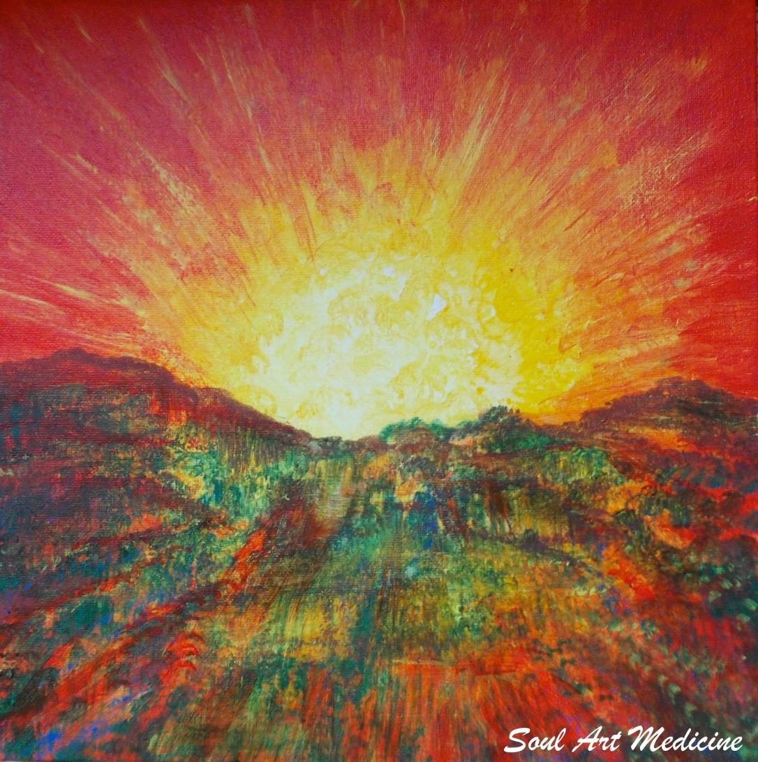 The creative Sun