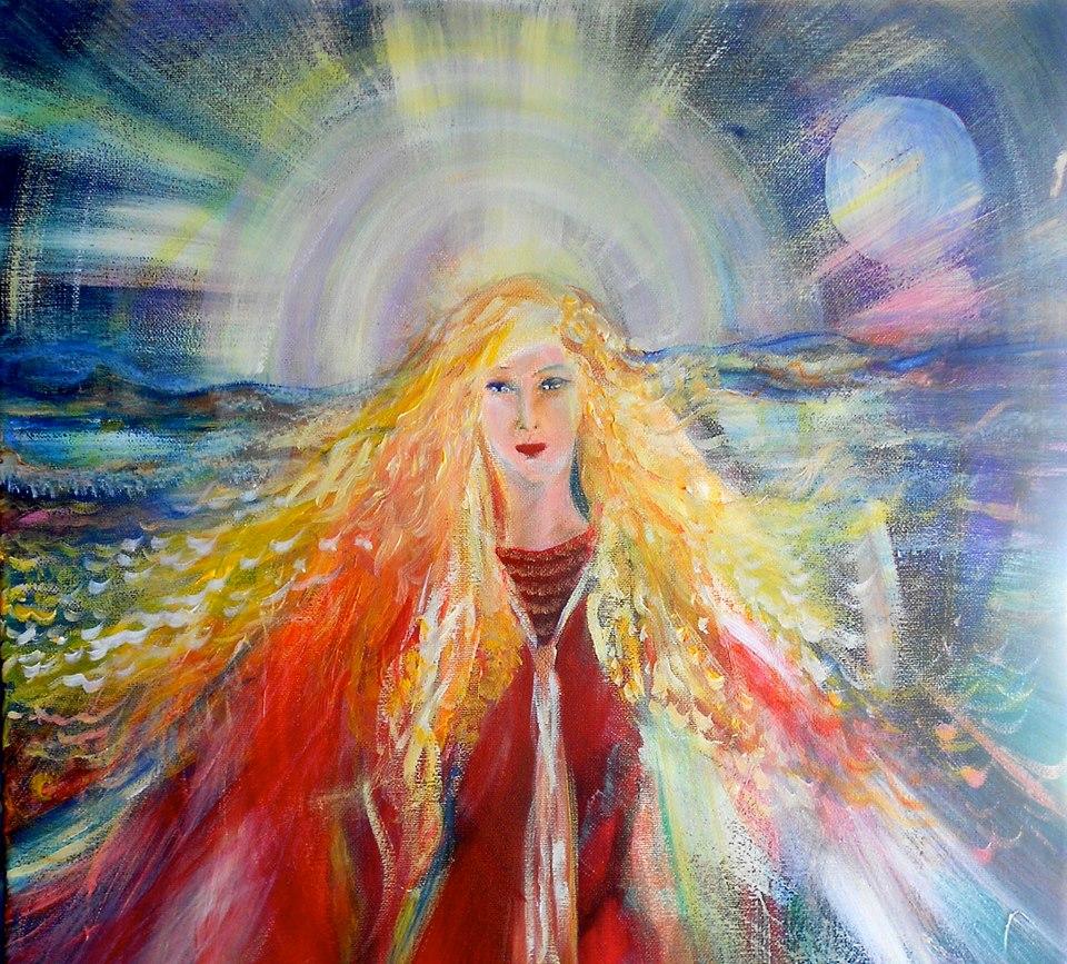 Goddess-Soul Art Medicine